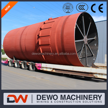 Limestone Dolomite and Bauxite Calcination Rotary Kiln AS Construction Material