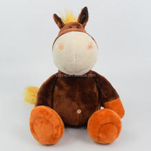 free sample plush horse toys soft stuffed animal toys manufacturer plush horse