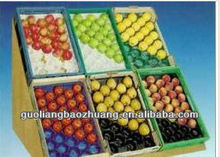 China/SGS/Colors plastic fruit pulp packing