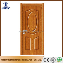 2017 sell well Iraq popular pvc sheet inner pvc hdf door from Jiangshan city
