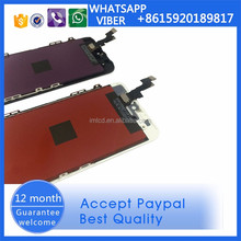 China manufacturer price cell phone spare parts lcd digitizer touch screen for apple for iPhone 5S