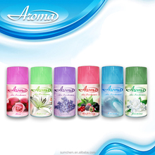 Ozone air freshener spray