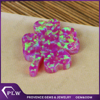 Factory Price Beautiful Flower Shape Man-made Wholesale Welo Opal Dealers