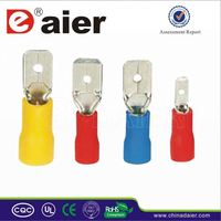 Daier factory made double brass crimping terminals