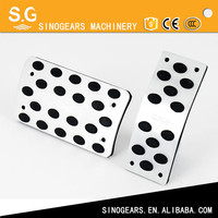 Stainless Anti Noise Car Auto Accelerator Gas Pedal Brake Pedal