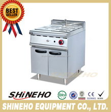 W020 high quality Free Standing Food Warmer Gas Bain Marie prices for hot sale