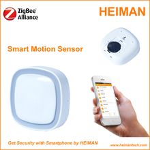 Personal Usage Z Wave Smart House Security Alarm System Used PIR Motion Sensors