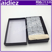 Aidiez Light Grey Cube Stones 15 Pcs/Set Great Whiskey Rocks