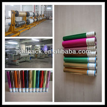 color stock lots hot stamping foil for textile use