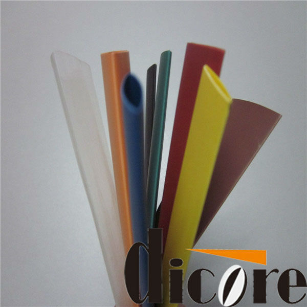 Heat shrink packing machinery/heat shrinkable protecting tube/heat shrink thin wall tube