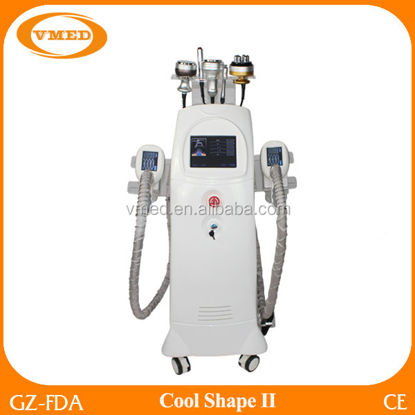 Medical Cellulite Treatment Ultrasonic For Face Fat Reduction Whitening Body