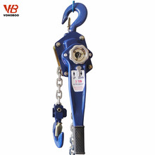 mini 500kg hand chain lever block hoist
