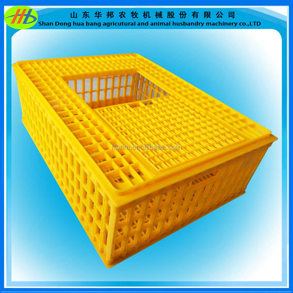 durable collapsible chicken transportation cage for breeding exporting