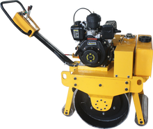 SMT-700 mini road roller single wheel roller