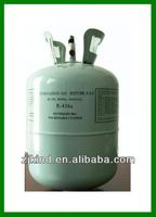 new hydrocarbon 6.5kg disposable cylinder refrigerant gas R436a OEM packing