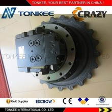 KOBELCO SK60-5 complete travel motor TM09VC final drive assy for excavator parts