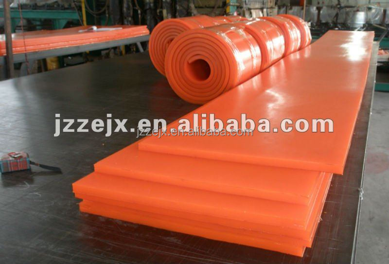 pu sheets/rod/tube/wheel/roller/blade