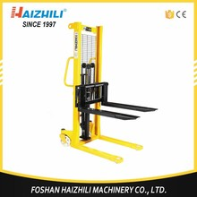 China material handing equipment manufacturer supply 2 ton 2 meter second hand stacker with low price