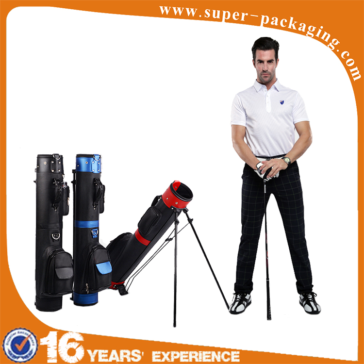 wholesale new custom packaging nylon carrying waterproof golf gun bag