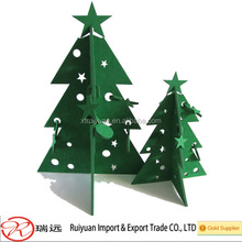 wholesale popular mini felt Christmas tree