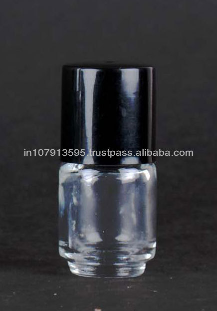Empty nail polish Bottle
