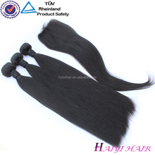 Large Stocks Trade Assurance No Tangle No Shedding Virgin Unprocessed Virgin Remy Peruvian Hair
