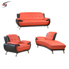 china factory 2017 new model wooden sofa sets for home furniture