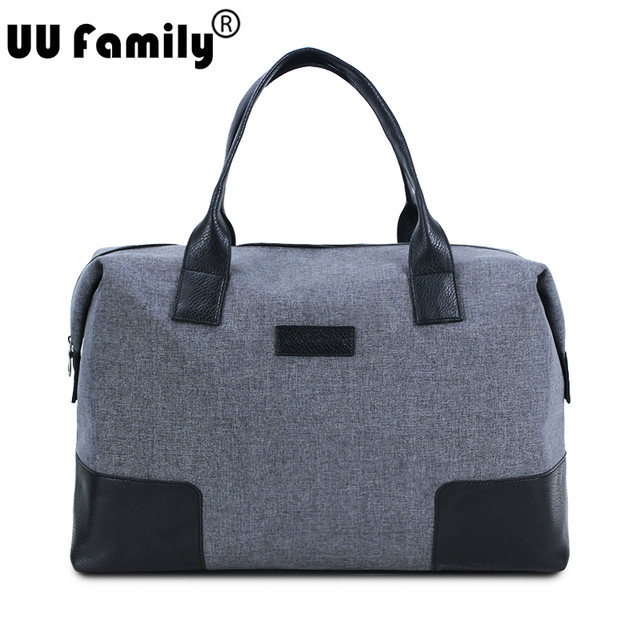 UU Family 2016 Travel Bag Foldable Duffle Bag Keepall Men Traveler Bag Overnight Bag Women Travel Luggage for women Weekender