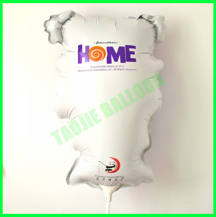Customized balloon for Dreamwork New Movie Home ,OH Balloons