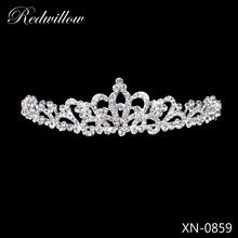 Sparkling Crystal Beauty Queen Tiara Crowns For Prom Wholesale