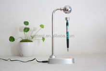 magnetic floating chocolate display stand,acrylic display stand for Chocolate,round acrylic display