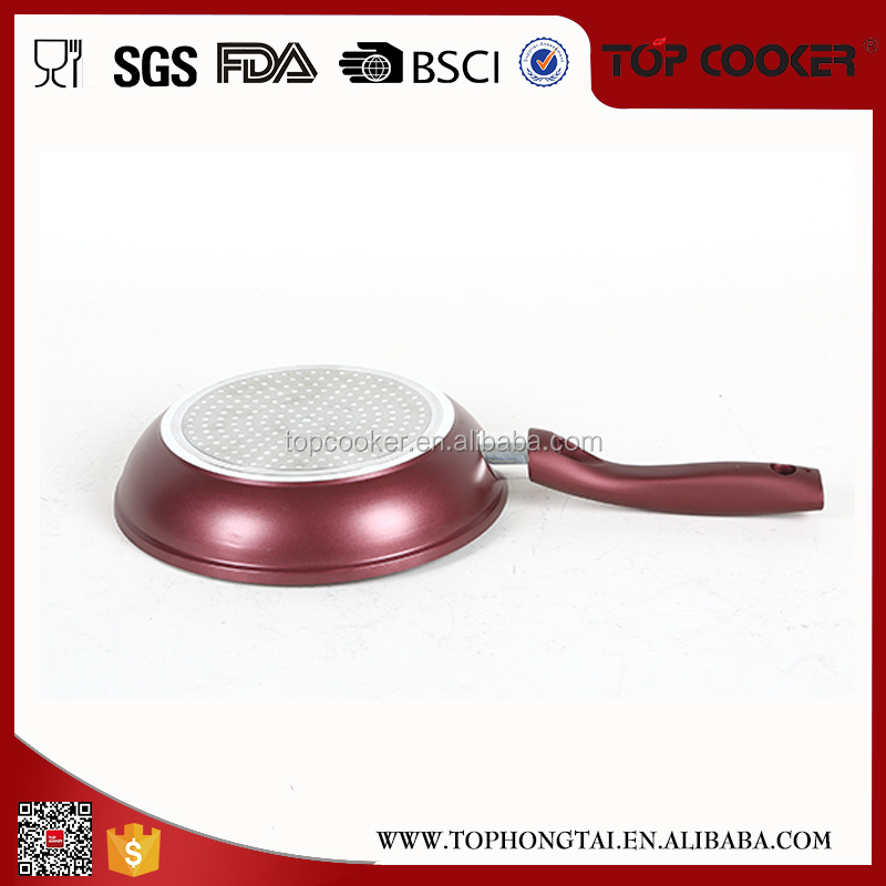 Wholesale Durable large stainless steel frying pan