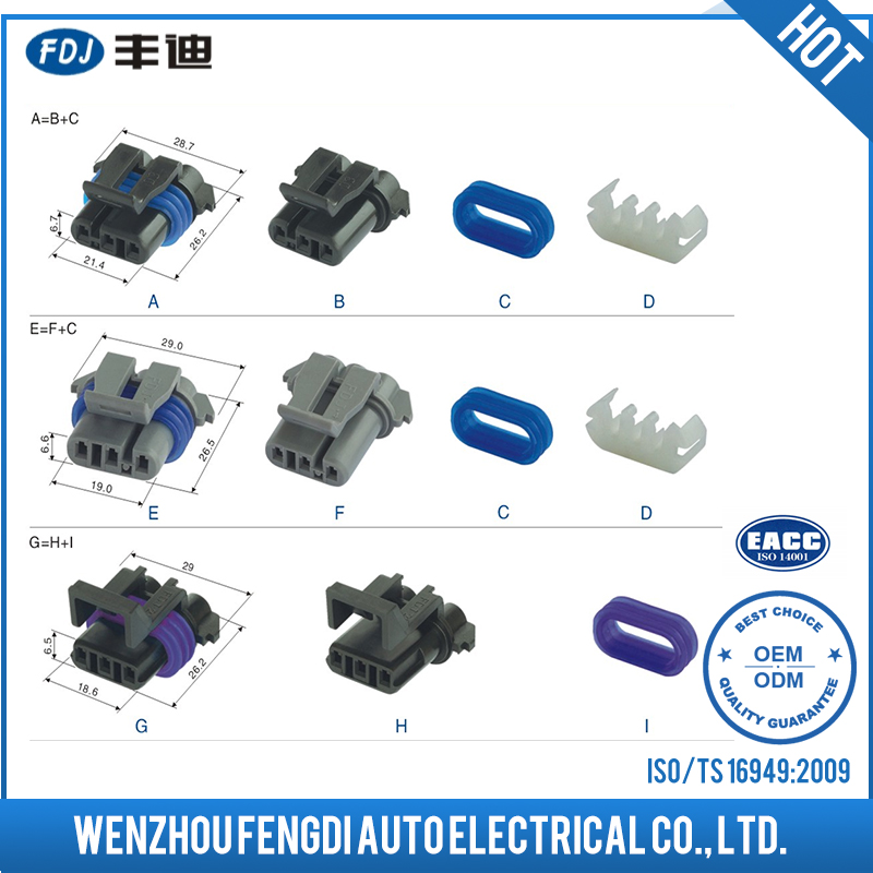 Factory Customized Swivel Electrical Connector
