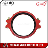 FM UL pipe fitting Coupling Flexible Couplings With Competitive Price