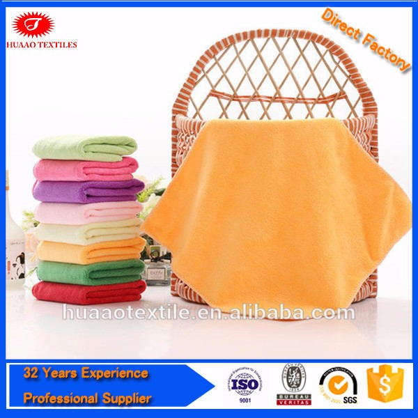 Wholesale Alibaba Bamboo Hand Towel Handkerchief Made in China