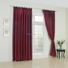 2016 Hot Selling Fashion Living Room Fabric Window Curtains