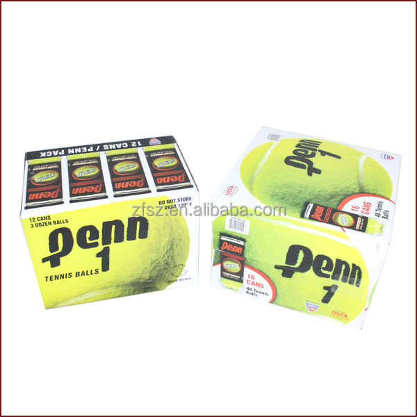 sports equipment paper box and ball paper packaging