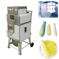 Hot Sale Agriculture Sweet Corn Threshing Machine Fresh Corn Thresher