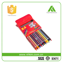 Colorful crayon set for children