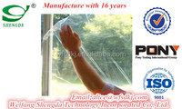 Superior quality PE plastic masking film for window glass protective