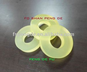High performance Polyurethane Tightening Disc for Spindle Capper