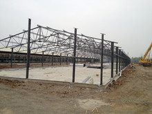 cheap chicken farm steel structure small poultry house