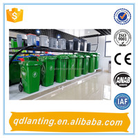 Colored types of WASTE BIN