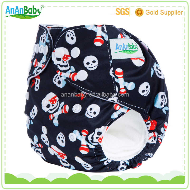 2016 AnAnbaby sleepy baby diaper wholesale prefold diaper