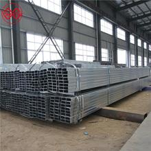 construction building material frp galvanized paint rectangular hollow section square tube