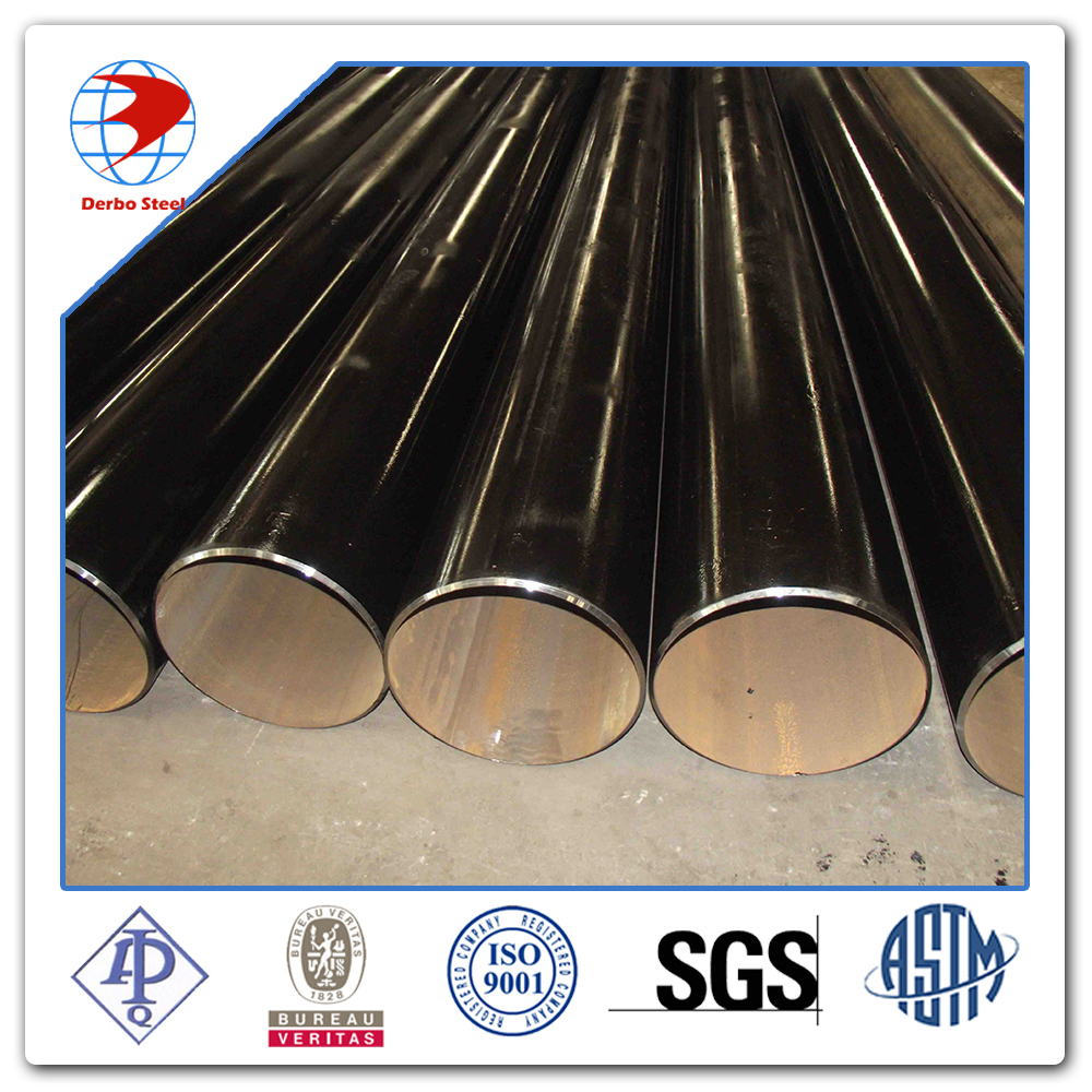 Good quality welded steel pipe building materials