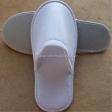 Professional new high grade five star hotel use disposable slippers
