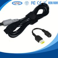 2015 36w with wholesale computer accessories male female 3pin dc cable made in China factory