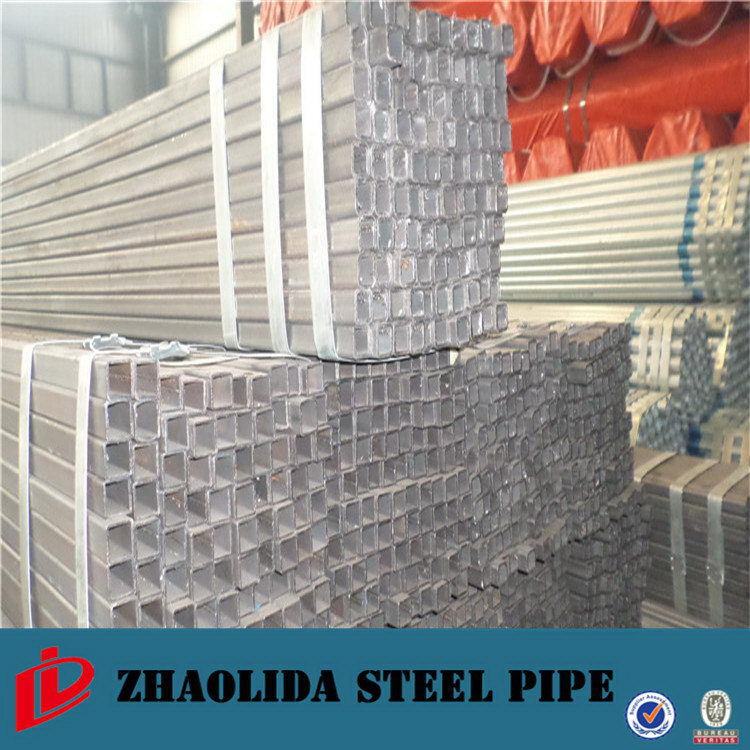 STM A500 hot sale rectangular steel pipe/tube for africa