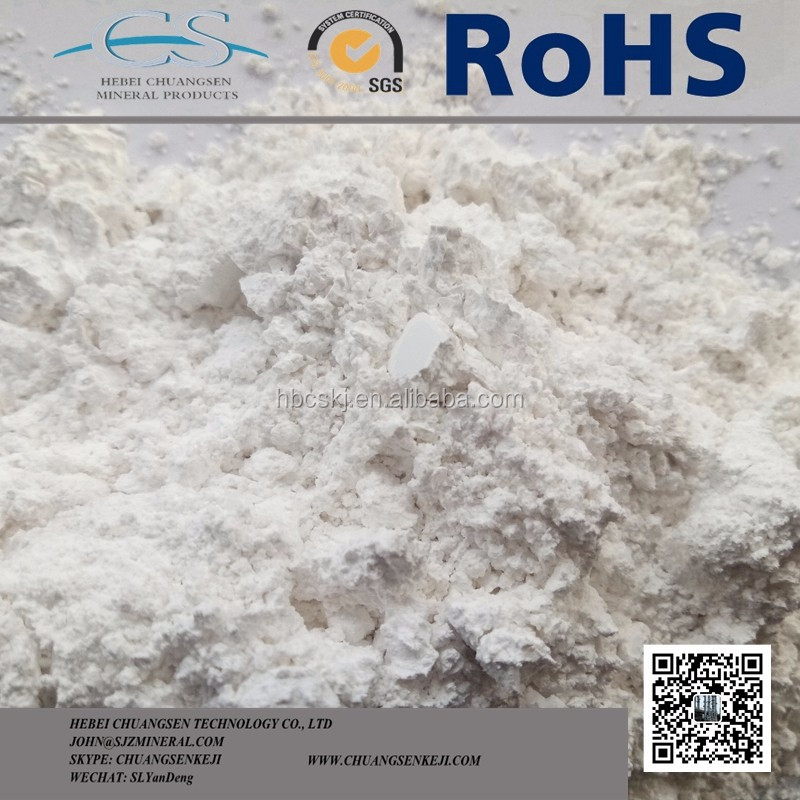 calcium carbonate (CAS:471-34-1) 200 mesh for feed additives